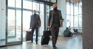 Koffer für Geschäftsreisen