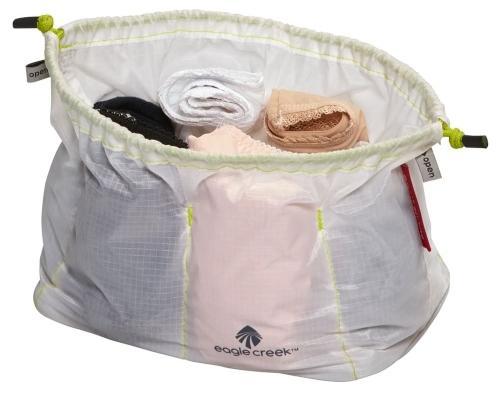 Eagle Creek Pack-It Specter Cinch Organizer White-Strobe - Necessaire