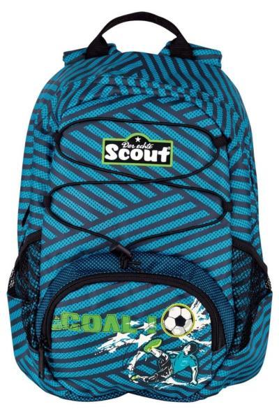 Scout Rucksack VI Goalgetter - Ranzen für die Vorschule