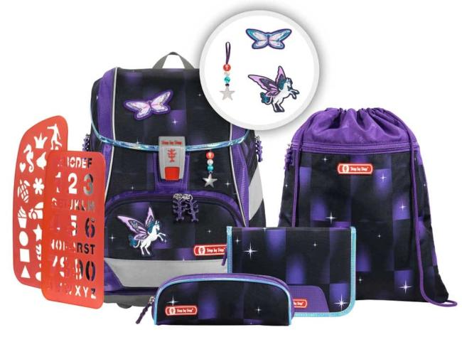 Step by Step 2IN1 PLUS Set 6tlg Pegasus Dream