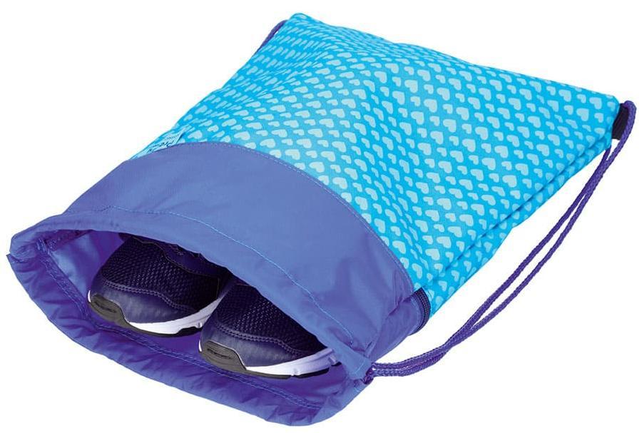 McNeill Ergo Light Pure McTaggie Schulranzen-Set 4tlg Pretty - schöne Schulsporttasche