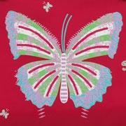 DerDieDas Funny Butterfly