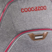 Coocazoo Light Grey Melange