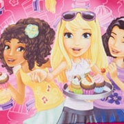Lego Friends Cupcake