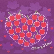 DerDieDas Cherry Heart