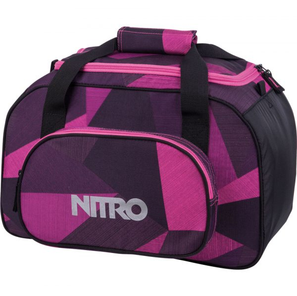 Nitro Duffle Bag XS Sporttasche Fragments Purple 1