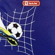 Step by Step Soccer Team