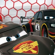 Nestler Disney Cars Carbon