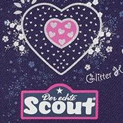 Scout Glitter Heart