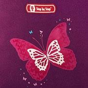 Step by Step Shiny Butterfly