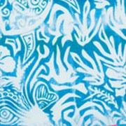 Satch Aloha Blue