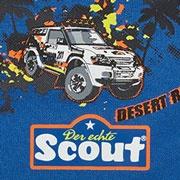 Scout Desert Race