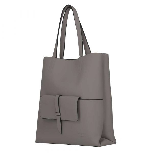 BARBARA & TITAN Pure Shopper Grey