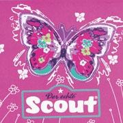 Scout Purple Butterfly