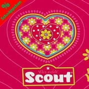 Scout Pink Heart