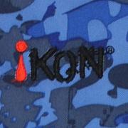 iKON Blue Camouflage