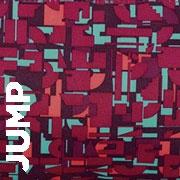 4YOU Geometric Red