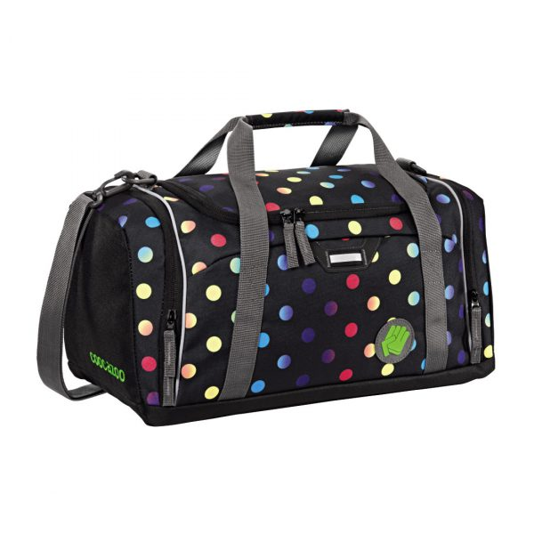 Coocazoo ScaleRale Schulrucksack-Set 3tlg. Magic Polka Colorful 7