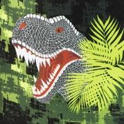 Baggymax Green Dino
