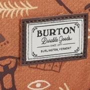 Burton Caveman Print