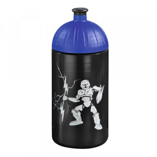 Step by Step Trinkflasche 0,5 l Strongly Robot 1
