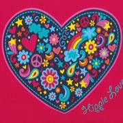 DerDieDas Hippie Love